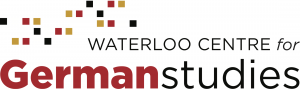 Logo of the Waterloo Centre for German Studies.